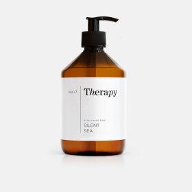 No17 Therapy - SILENT SEA HAND & BODY SOAP 500 ML | AGURK/MYNTE