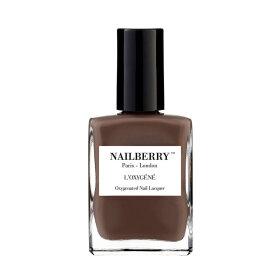Nailberry - NAILBERRY NEGLELAK 15 ML | TAUPE LA