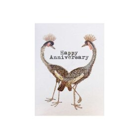 Vanilla Fly - GREETING CARD | HAPPY ANNIVERSARY