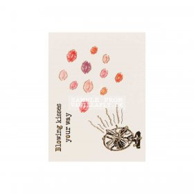 Vanilla Fly - GREETING CARD | BLOWING KISSES