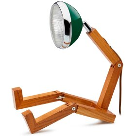 Mr. Wattson - MR. WATTSON G9 LED LAMPE | GRØN