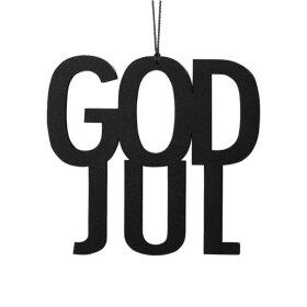 Felius Design - GOD JUL - 2 STK.