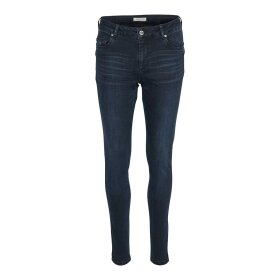 DENIM HUNTER - DENIM HUNTER CELINA LONG CUSTOM | DARK DENIM