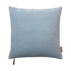 Cozy Living - VELVET SOFT PUDE 50X50 CM, DUSTY BLUE
