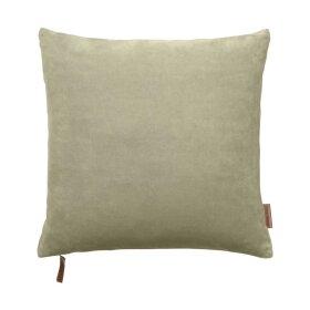 Cozy Living - VELVET SOFT PUDE 50X50 CM, KHAKI