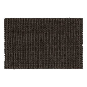 Dixie - JUTE DOORMAT 90X60 CM | COFFEE