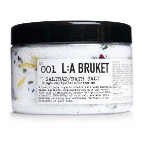 LA BRUKET - BADESALT 450 G | MARIGOLD/ORAN