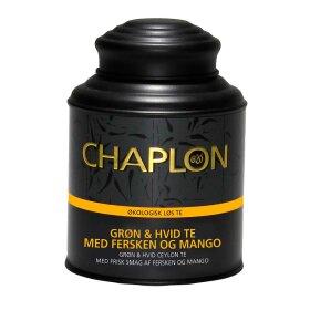 CHAPLON TEA - CHAPLON TE DÅSE 160G | FERSKEN/MANGO