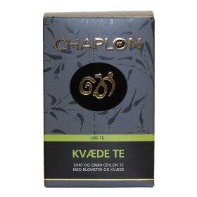 CHAPLON TEA - CHAPLON TE BREVE 15 STK | GRØN/SORT KVÆDE