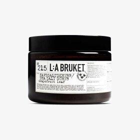 LA BRUKET - HAVSALTSCRUB 420 G | GRAPEFRUIT LEAF