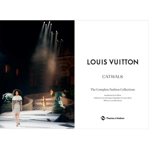 New Mags - LOUIS VUITTON CATWALK