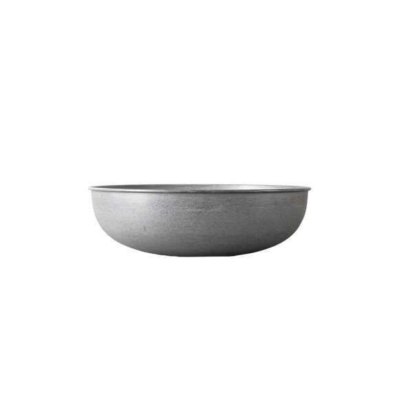 DBKD - OUT BOWL SMALL Ø30XH10 CM, LIGHT GREY
