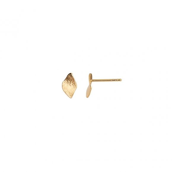 Petit Ile De L'amour Earring 1pc | Forgyldt Fra Stine A