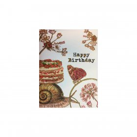 Vanilla Fly - GREETING CARD | HAPPY BIRTHDAY 199