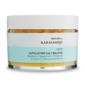 Karmameju - SALT BODY SCRUB 350 ML | 02/NOVA