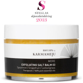 Karmameju - SALT BODY SCRUB 350 ML | 03/MORE