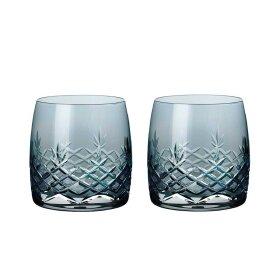 Frederik Bagger - CRISPY AQUA GLAS - 2 STK H:7,7 CM | SAPPHIRE