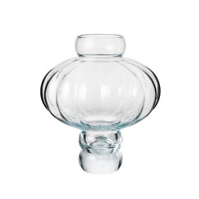 LOUISE ROE - BALLOON VASE 03 | CLEAR