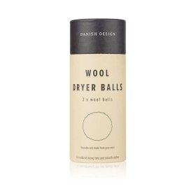 HUMDAKIN - WOOL DRYER BALLS - 3 PAK