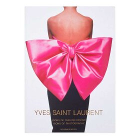 New Mags - YVES SAINT LAURENT - ICONS
