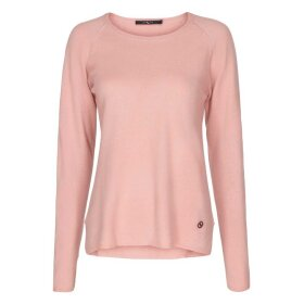 BTF CPH - CASHMERE PULLOVER | ROSE