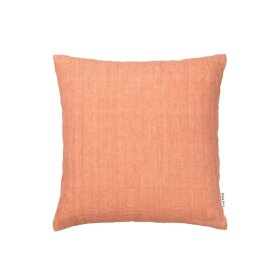 Cozy Living - LINEN CUSHION 50X50 CM | CANTALOUPE