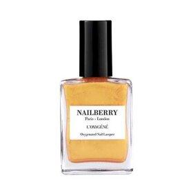 Nailberry - NAILBERRY NEGLELAK 15 ML | GOLDEN HOUR