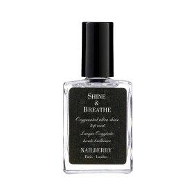 Nailberry - SHINE & BREATHE TOP COAT 15ML