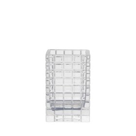 LOUISE ROE - CITY LIGHT 3 VASE | CLEAR