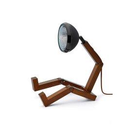 Mr. Wattson - MR. WATTSON G9 LED LAMPE | RØGET EG/MAT SORT