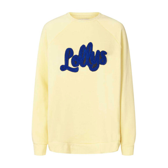 Moby Sweat   Light Yellow Fra Lollys Laundry