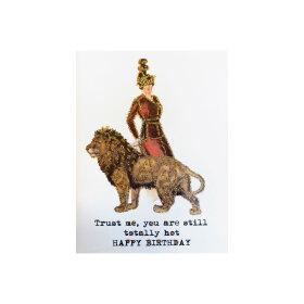 VANILLA FLY - GREETING CARD | TRUST ME 110