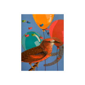 VANILLA FLY - GREETING CARD | 9 YEARS 235