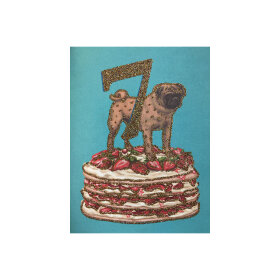 VANILLA FLY - GREETING CARD | 7 YEARS 229