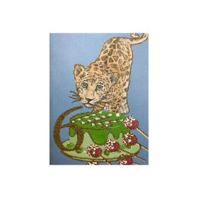 VANILLA FLY - GREETING CARD | 6 YEARS 228