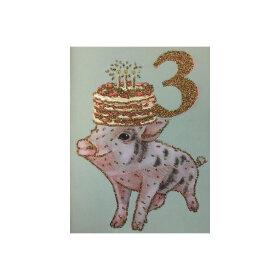 VANILLA FLY - GREETING CARD | 3 YEARS 225