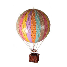 AUTHENTIC MODELS - LUFTBALLON 56 CM | RAINBOW PASTEL