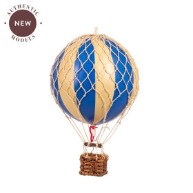 AUTHENTIC MODELS - LUFTBALLON 30 CM | BLUE DOUBLE