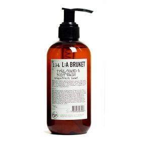 LA BRUKET - HAND/BODY SOAP 250 ML   GRAPEFRUIT