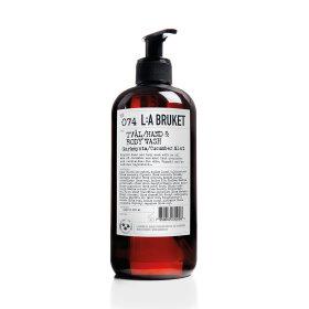 LA BRUKET - HAND/BODY SOAP 450 ML | GURKEMEJE/AGURK/MYNTE