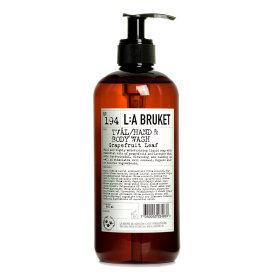 LA BRUKET - HAND/BODY SOAP 450 ML   GRAPEFRUGT