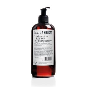 LA BRUKET - HAND/BODY SOAP 450 ML   SALVIE/ROSMARIN/LAVENDEL