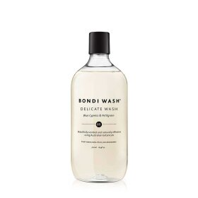 BONDI WASH - DELICATES WASH 500 ML | BLUE CYPRESS/PETITGRAIN
