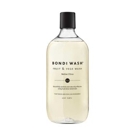 BONDI WASH - FRUIT AND VEGETABLES WASH 500ML | NATIVE CITRUS