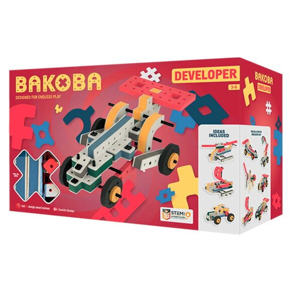 BAKOBA - DEVELOPER BOX