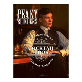 New Mags - PEAKY BLINDERS COCKTAIL BOOK