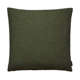 Cozy Living - LUXURY RUSTIC LINEN PUDE 50X50 | OLIVE