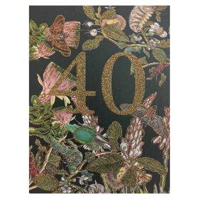 VANILLA FLY - A5 GREETING CARD | 40 YEARS