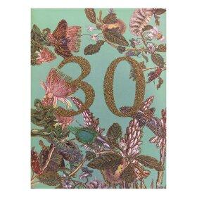 VANILLA FLY - A5 GREETING CARD | 30 YEARS