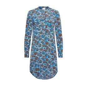 HEARTMADE - MIRIAM DRESS | BLURRED BLUE